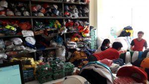 tempat pembuatan topi